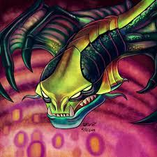 dota 2 viper by megadrivesonic on newgrounds