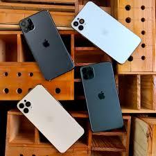 Mã ELMS03 giảm 7% đơn 500K] Vo iphone promax Sườn ( Vỏ ngoài ) iPhone 11 Pro/  11 Pro Max đủ màu