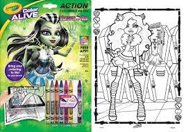 47 Crayola Color Alive Coloring Pages Crayola Color Alive