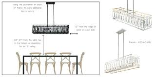 picture hanging height proper height to hang pictures on wall fresh dining room chandelier hanging height