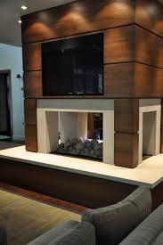 Modern Fireplace modern-living-room