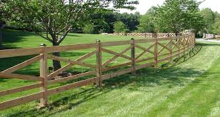 rail fence styles. Paddock-Estate Style Fencing Provides A Feeling Of Openness With Nice  Contemporary Look Achieved By Using Horizontal Flat Boards. Rail Fence Styles \