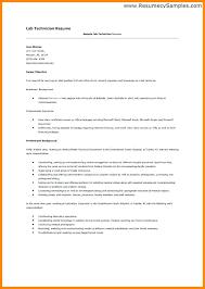 Cover Letter For Lab Assistant Primeliber Com