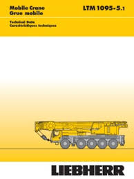 Liebherr Ltm 1095 5 1 Specifications Cranemarket