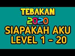 Aufrufe 2,2 tsd.vor 22 stunden. Jawaban Tebak Tebakan 2020 Siapa Aku Level 1 20 Youtube