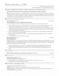 Payroll Manager Resume Modern Resume Template
