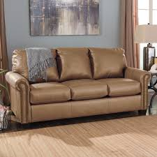 ashley leather living room furniture. Full Size Of Sofas \u0026 Sectionals, Brown Leather Sofa Sleeper Ashley Furniture Lottie Durablend Living Room