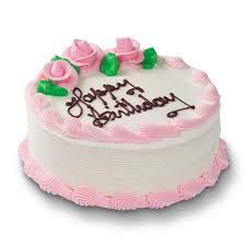 Happy B Cake