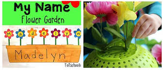 flower learning activities