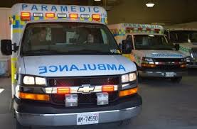 Johnston Ambulance Service Paramedics County Of Frontenac