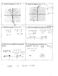 graphing linear equations worksheet key printables algebra graphing homeshealth info fascinating also mu large