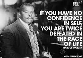 Famous Quotes By Marcus Garvey