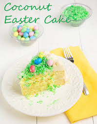 My Coconut Easter Cake Recipe Tips And Tricks Chef Dennis