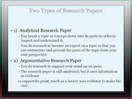 writing a research paper ppt video online two types of research papers