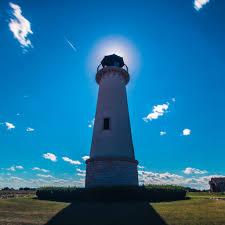 Beacon Of Light Toledo Ohio Little Coal Toledo Lighthouse Clouds Cloudporn Sky B
