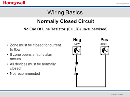 burglar & fire alarm basics ppt download how to install end of line resistor at Eol Resistor Wiring Diagram