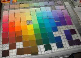 Color Aid Chart Color Chart Maria Elkins