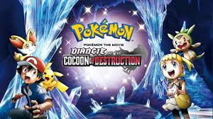 Pokémon Diance and the Cocon of destrucion movie ending song - YouTube