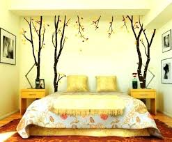 bedroom with light yellow walls ideas of wall decoration painting bright color pale decorating