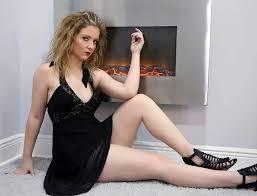 Every girl needs a little black dress.... - Model Crystal Rhodes | Facebook