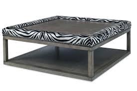 white square ottoman coffee table