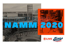 Blog - Live from NAMM 2020! - Sims Music