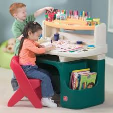 incredible step 2 deluxe art master desk step 2 879 throughout two and chair step 2