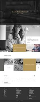 Web Design Mayo Lawyers New Brand And Web Design On Behance Website