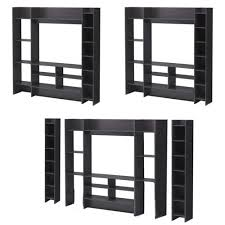 picture of 1 uber shelf and 2 cd dvd surround speaker shelves from