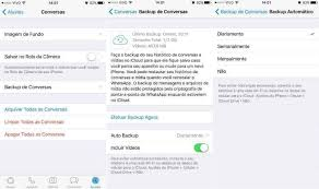 How to extract whatsapp message from icloud backup. Learn How To Backup Whatsapp On Iphone Olhar Digital