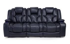 black recliner couch. Interesting Black Gladiator Power Dual Reclining Sofa  Intended Black Recliner Couch K