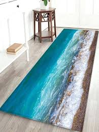 affordable sand beach wave pattern water absorption area rug rugs area rugs target new wave