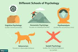The 7 Psychology Schools Of Thought