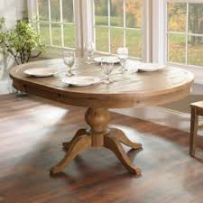 reclaimed pine oval dining table