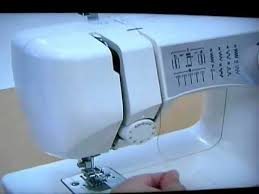 How To Thread A Brother Ls2000 Sewing Machine