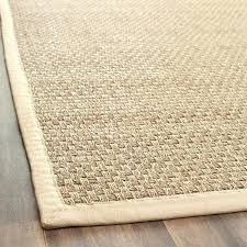 3 x 4 rug casual natural fiber natural and beige border rug 3 x 34 rugs