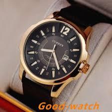 hot sell curren 3atm waterproof quartz business men s watches luxury brand curren 8123 men military watch fashion men wristwatches quartz men sports watches casual leather men watch relogio