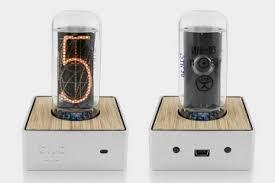 cool office clocks. 33 Fresh Design Unique Desk Clocks Cool A Nixie Tube Time Display Makes The Blub Uno Office
