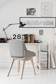 work desks home office. Grey White Work Space Desk Light Calender City Calm Files Desks Home Office S