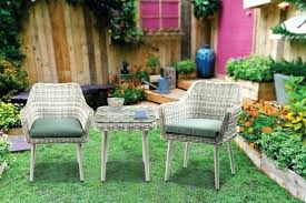 full size of outdoor wicker 3 piece set middletown motion high patio dining with chili cushions