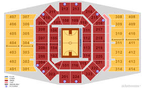 Dayton Arena Seating Chart Ncaa Tickets Ncaa Mens Basketball First Four Session 2