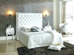 Bedroom Mirror Headboard Ideas Mirrored Bedroom Set Furniture And ...