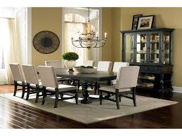 Dining Room Sets With Bench Inspirational Steve Silver Leona 9 Piece Dining  Table Set Dining Table