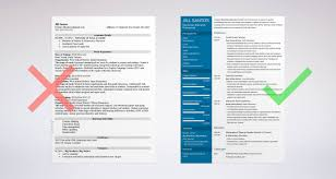 It should match with the current standard resume format that is accepted in your field. Teacher Resume Examples 2021 Templates Skills Tips
