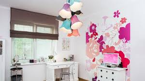 modern kids lighting. lighting ideas diy kids chandelier with colorful shade of lights match floral wallpaper modern