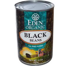 eden foods organic black beans 15 oz 425 g discontinued item