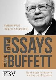 buffett essay warren buffett essay