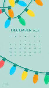 December iPhone Wallpaper