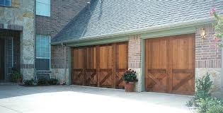 cedar garage doors. Custom Door 1 Cedar Garage Doors
