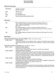 Science Resume Examples Data Scientist Resume Example